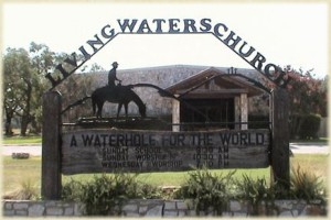 The Water Hole - Building the local church, Preaching the gospel to South Texas, Winning the lost in the world